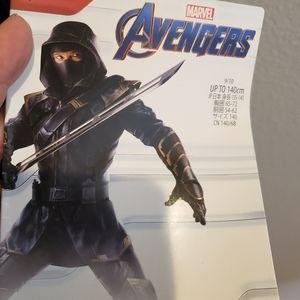 New Ronin Marvel Avengers Costume